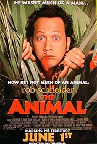 The Animal Original Poster