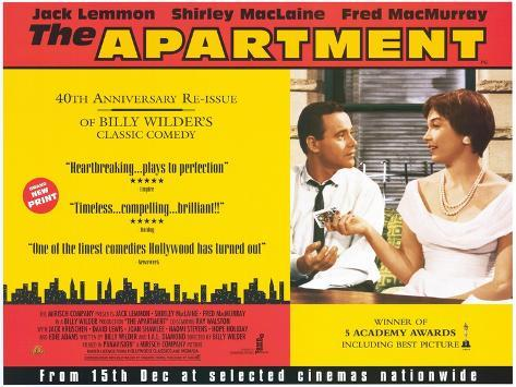The Apartment, 1960 Art Print