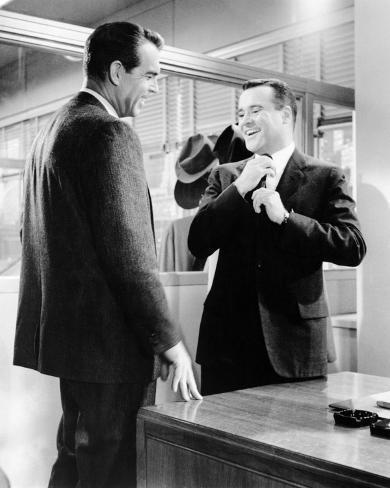 The Apartment (1960) Fotografia