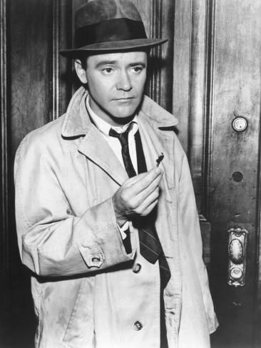 The Apartment, Jack Lemmon, 1960 Stampa fotografica