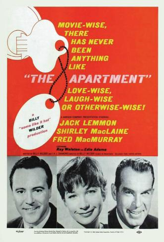 The Apartment Masterprint