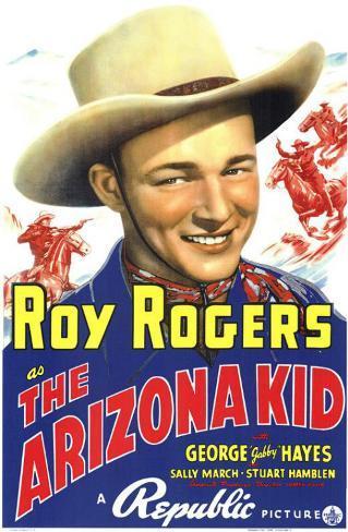 The Arizona Kid Masterprint