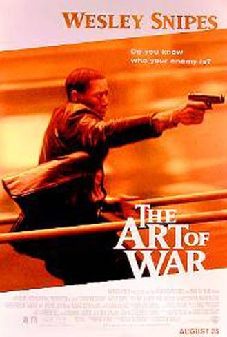 The Art Of War Original Poster
