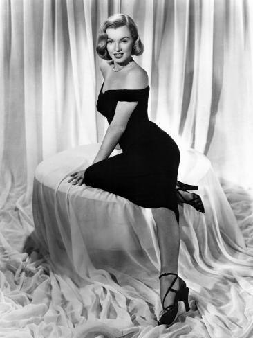The Asphalt Jungle, Marilyn Monroe, 1950 Foto