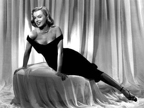 The Asphalt Jungle, Marilyn Monroe, 1950 Photo