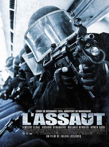 The Assault - French Style Masterprint