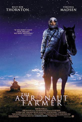 The Astronaut Farmer Originalposter