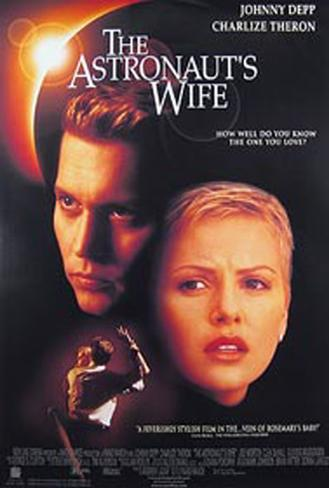 The Astronaut's Wife Original Poster