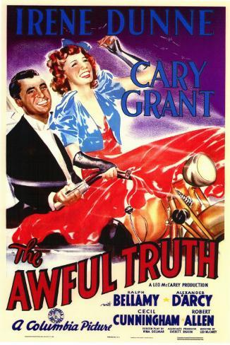 The Awful Truth Masterprint