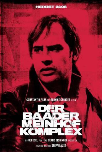The Baader Meinhof Complex - German Style Poster