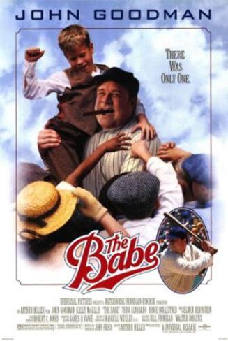 The Babe Original Poster