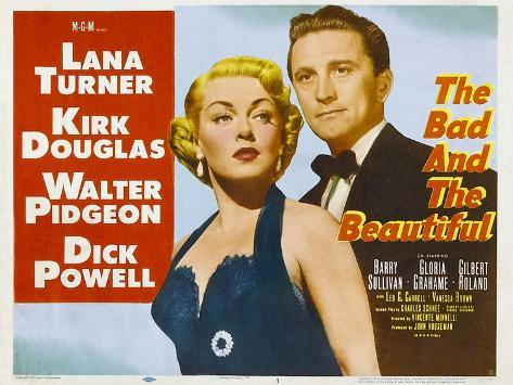 The Bad and the Beautiful, 1953 Art Print
