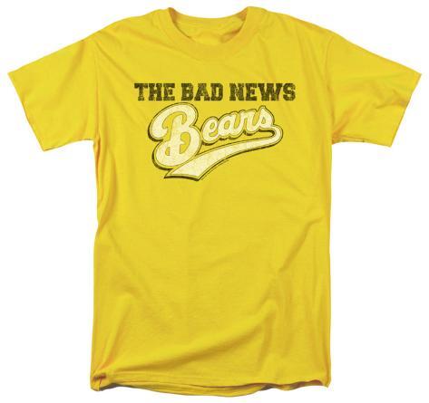 The Bad News Bears - Logo T-Shirt