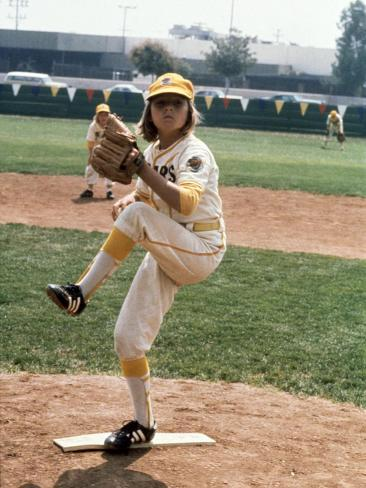 The Bad News Bears, Tatum O'Neal, 1976 Foto