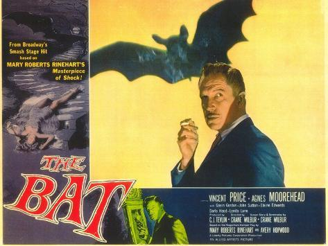 The Bat, 1959 Stampa artistica