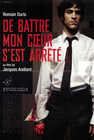 The Beat That My Heart Skipped - French Style Poster
