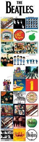 The Beatles - Albums Bookmark Bookmark