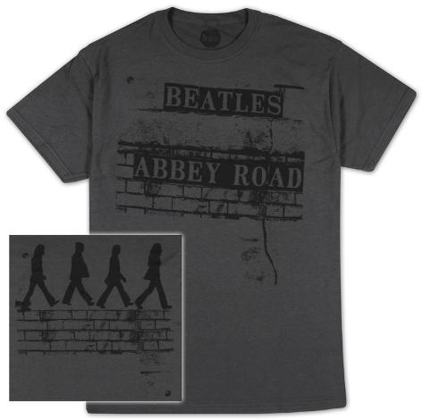 The Beatles - Brick Road T-Shirt