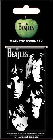 The Beatles - Faces Magnetic Bookmark Bookmark
