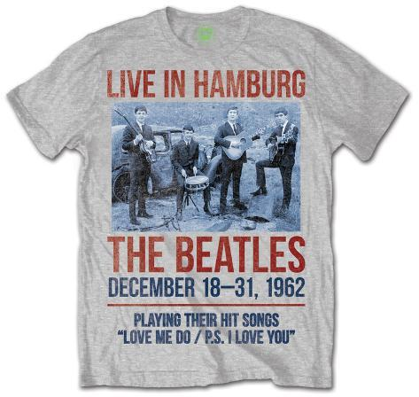 The Beatles - Live in Hamburg T-Shirt