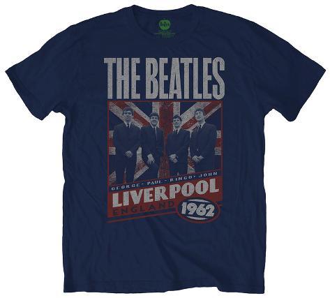 The Beatles - Liverpool, England 1962 T-Shirt