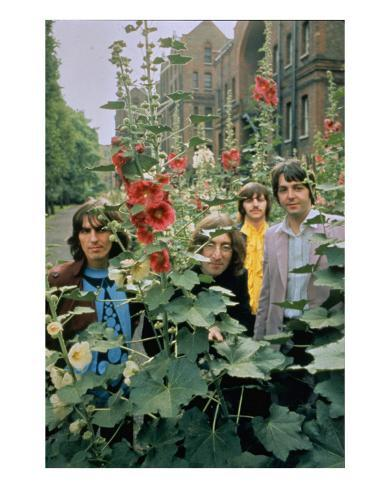 The Beatles Stretched Canvas Print