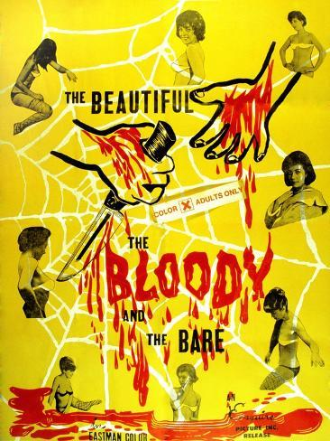 The Beautiful, the Bloody, And the Bare, 1964 Photo