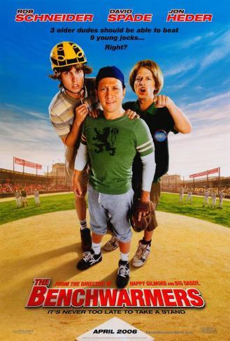 The Benchwarmers Masterprint