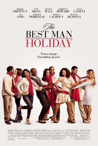 The Best Man Holiday Masterprint