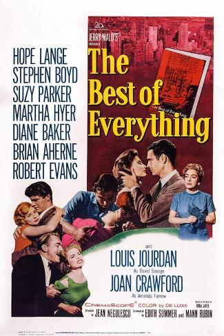 The Best of Everything, 1959 Art Print
