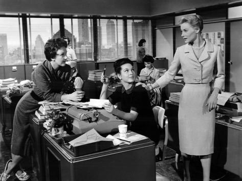 The Best Of Everything, Hope Lange, 1959 Photo