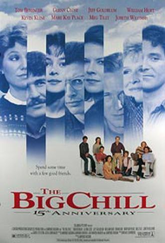 The Big Chill Original Poster