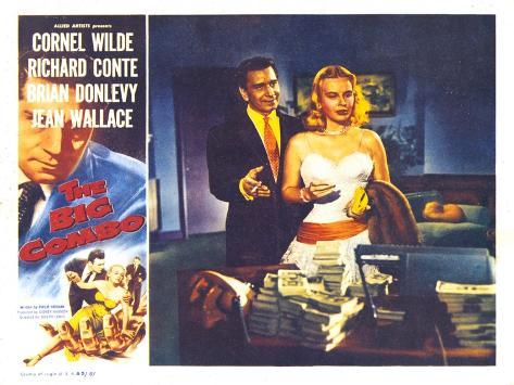 The Big Combo, 1955 Art Print