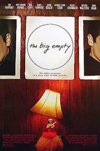 The Big Empty Original Poster