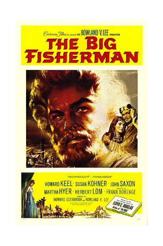 The Big Fisherman Art Print