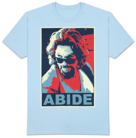 The Big Lebowski - Abide T-Shirt
