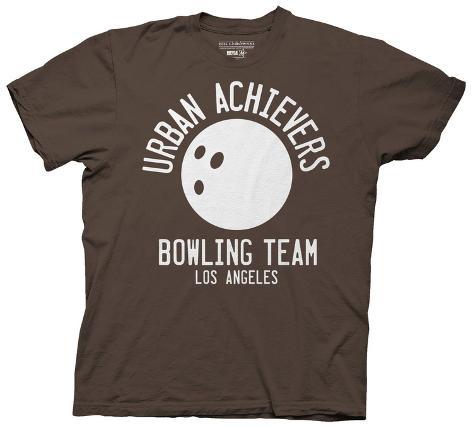 The Big Lebowski - Urban Achievers Bowling Team Camiseta