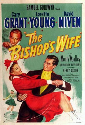 The Bishop's Wife Masterprint