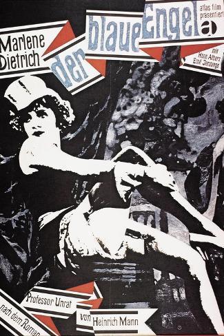 The Blue Angel, 1930
