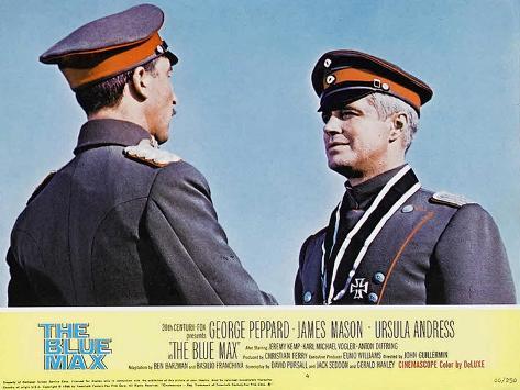 The Blue Max, 1966 Stampa artistica