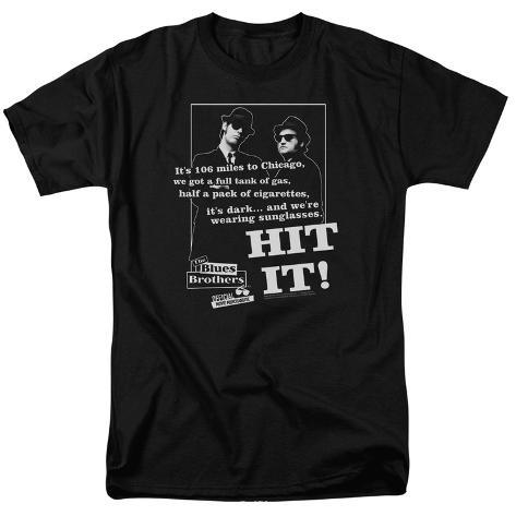 The Blues Brothers - Hit It T-Shirt