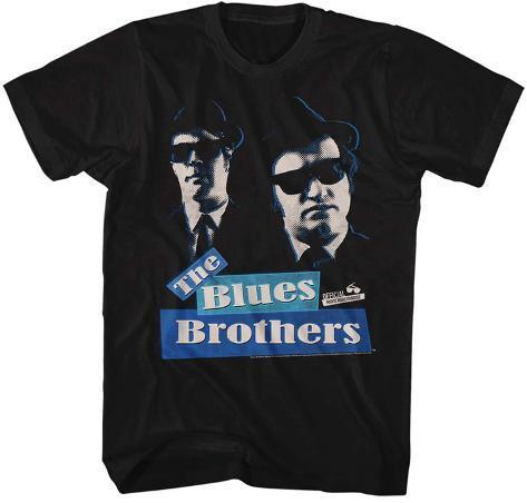 The Blues Brothers- Jake & Elwood Blues Camiseta