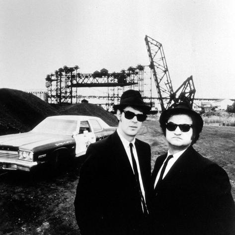 The Blues Brothers1980 Stretched Canvas Print