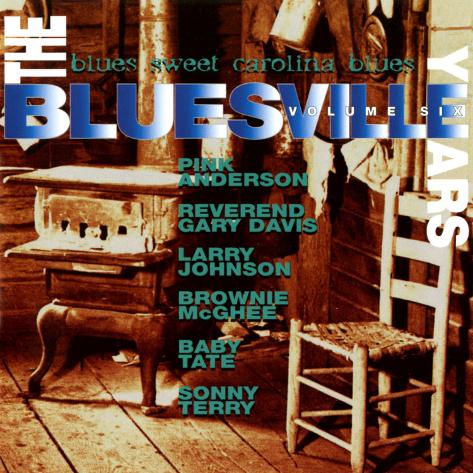 The Bluesville Years: Vol 6 Art Print