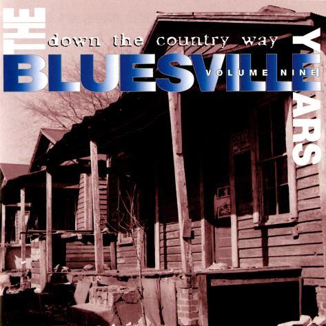 The Bluesville Years: Vol 9 Art Print