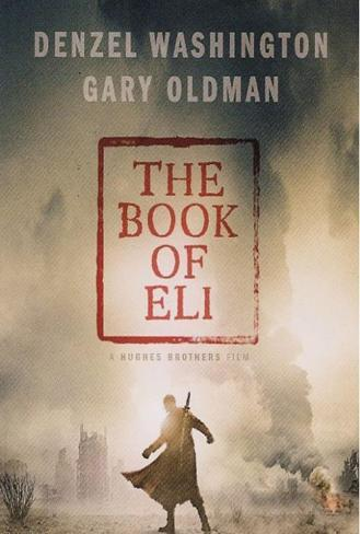 The Book of Eli Pôster
