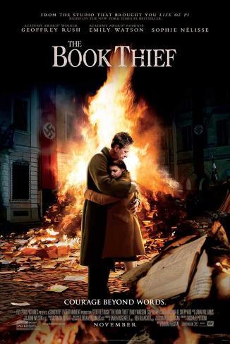 The Book Thief Masterprint