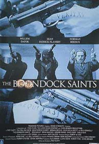 The Boondock Saints Poster