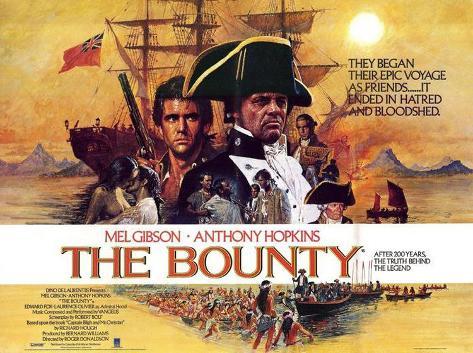 The Bounty Masterprint