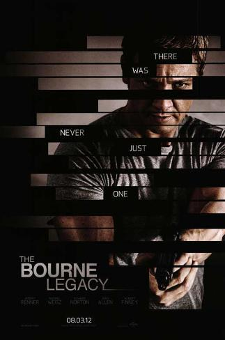 The Bourne Legacy Stampa master